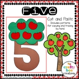 Number Craft {Five}