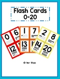 Number Flash Cards 0-20