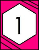 Number Flash Cards 1-30