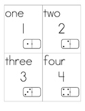 Number Flash Cards 1-31