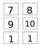 Number Flash Cards