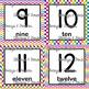 Number Flash Cards Set 2