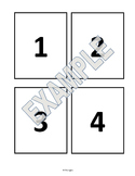 Number Flashcards 0-100