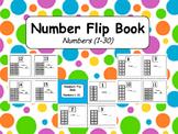 Number Flip Book