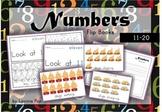 Number Flip Books {11-20}