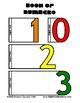 Number Flip Books