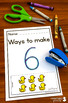Number Books | Number Recognition Activities 1 - 20