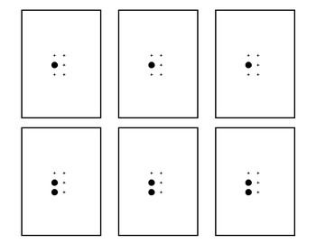 Place Value Number FlipChart 0-999 inc. Braille Only