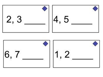 Number Fluency 0-10
