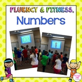 Numbers Fluency & Fitness Brain Breaks Bundle