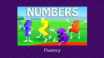 Number Fluency PPT or Book