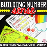 Number Sense Activities & Worksheets