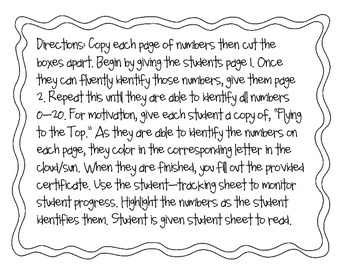 Number Fluency Tracking
