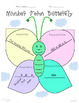 Number Form Butterfly