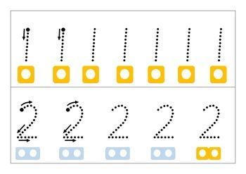 Number Formation 1-9