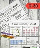 Number Formation Activity Pack