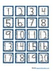 Number Formation (Learning Cube Inserts)