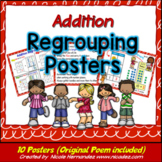 Addition Regrouping Posters