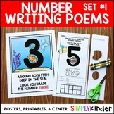 Numbers, Number Poems, Number Writing