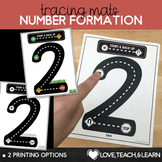 Number and Shape Tracing Mats : Test Drive