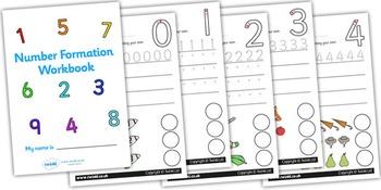 Number Formation Workbook