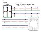Number Formation- Worksheets