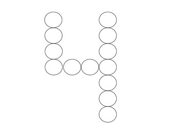 Number Formation with Counters