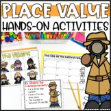Place Value Activities, Worksheets & Game - Standard, Expanded & Word Form