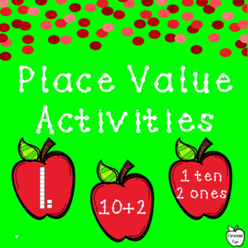 Number Form Activities Standard Expanded Form 1st Grade Updated