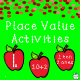 Number Form Activities ~ Standard & Expanded Form ~ 1st Grade *Updated*