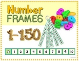 Number Frames: Counting by Tens (1-150)