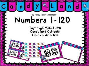 Candy-Land Fun With Numbers 1-120