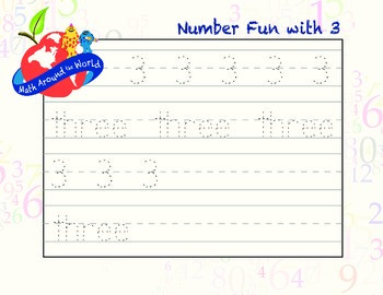 Math Around the World: Number Fun!