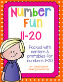 Number Fun 11-20