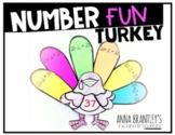 Number Fun Turkey