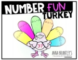 Number Fun Turkey