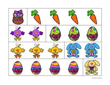Easter Number Game 1-10