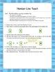 Numbers 1-30 Number Line Games