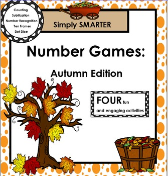 SMARTBOARD Number Games:  Autumn Edition