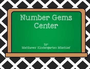 Number Gems Center
