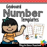 Geoboard Numbers