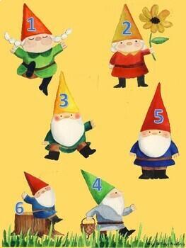 Gnomes! A Silent e Reading Game