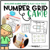 Number Grid Game