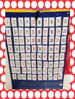 Number Grid Numbers
