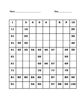 Number Grid Puzzles (Missing Numbers #4)