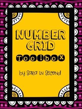 Number Grid Toolbox