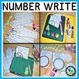 Number Handwriting Rhymes Activity Pack