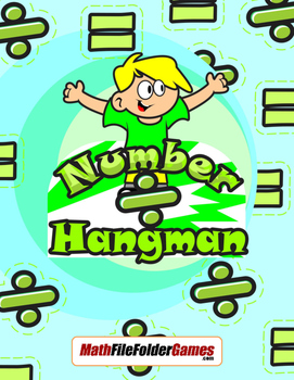 Number Hangman (Divisibility Rules Activity)