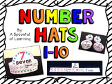 Number Hats 1-10!