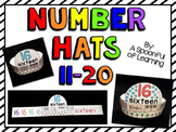 Number Hats 11-20!